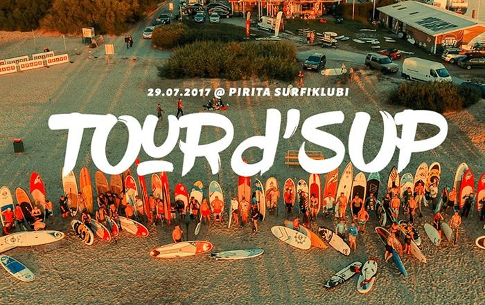 Tour d´SUP 2017 Pirital