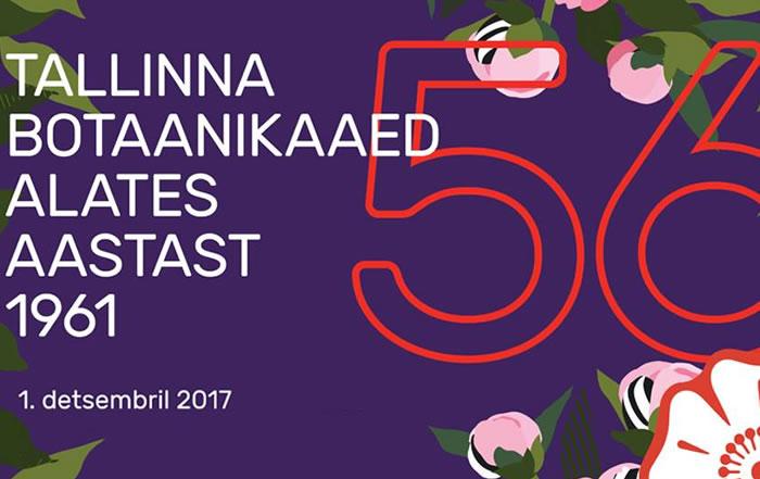 Tallinna Botaanikaaia sünnipäev