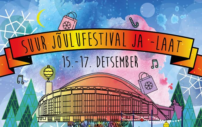 Suur Tallinna Jõululaat 2017