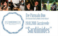 Jazzreede restoranis Sardiinid