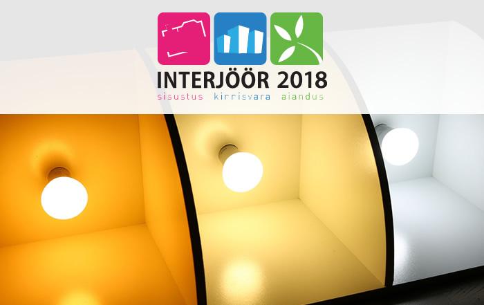 Interjöör 2018 Eesti Näituste Messikeskuses